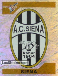 Scudetto (Club Emblem) (Siena)
