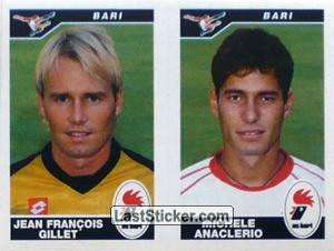 Gillet/Anaclerio (a/b) (Ascoli (Serie B))