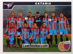 Squadra (Team Photo) (Catania (Serie B))
