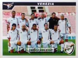 Squadra (Team Photo) (Venezia (Serie B))