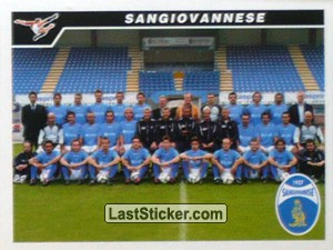 Squadra Sangiovannese (Serie C1, Girone A)