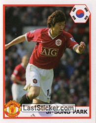 Ji Sung Park (Players of the national teams)