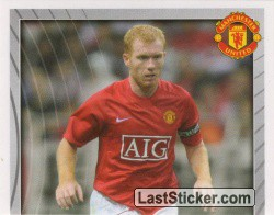 Paul Aaron Scholes (Players)