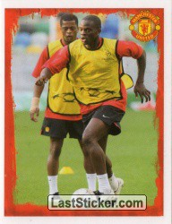 Louis Saha (Players)