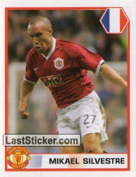 Mikael Silvestre (Players of the national teams)