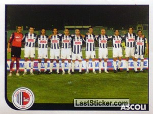 Squadra (Team Photo) (Ascoli)