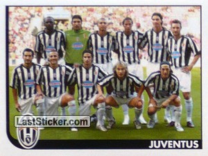 Squadra (Team Photo) (Juventus)