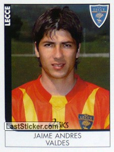Jaime Andres Valdes (Lecce)