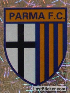 Scudetto (Club Emblem) (Parma)