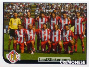 Squadra (Team Photo) (Cremonese (Serie B))