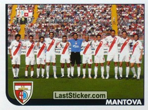 Squadra (Team Photo) (Mantova (Serie B))