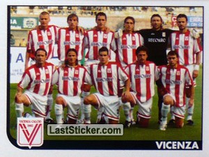 Squadra (Team Photo) (Vicenza (Serie B))