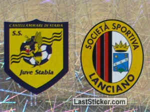 Scudetto Juve Stabia/Lanciano (a/b) (Serie C1, Girone B)