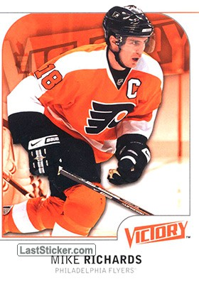 Mike Richards (Philadelphia Flyers)