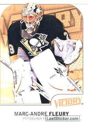 Marc-Andre Fleury (Pittsburgh Penguins)