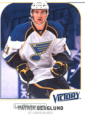 Patrik Berglund (Saint Louis Blues)