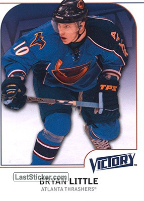 Bryan Little (Atlanta Thrashers)