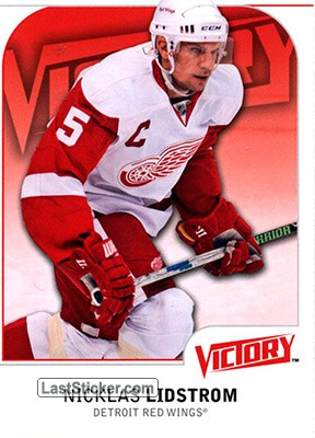 Nicklas Lindstrom (Detroit Red Wings)