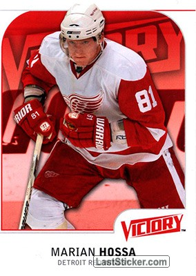 Marian Hossa (Detroit Red Wings)