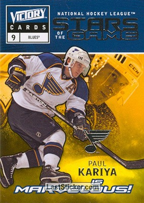 Paul Kariya (Saint Louis Blues)