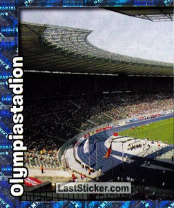 Stadion - Olympiastadion (puzzle) (Hertha BSC)
