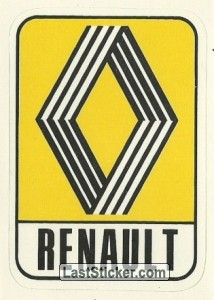 logo RENAULT team