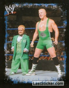 Finlay & Hornswoggle