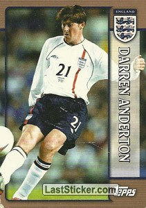 Darren Anderton (The Team)
