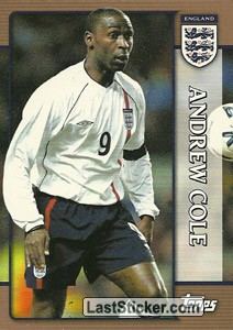 Andrew Cole (The Team)