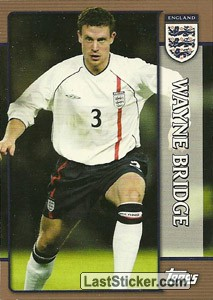 Wayne Bridge (The Team)