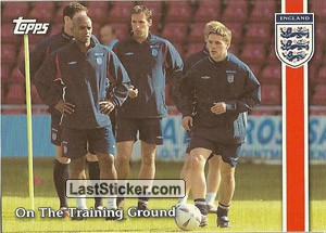 On The Training Ground (On The Training Ground)