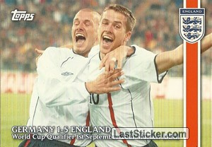 Germany 1-5 England (WC Qualifying Campaign)
