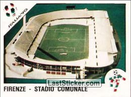 Firenze - Stadio Comunale (Stadiums & Cities)