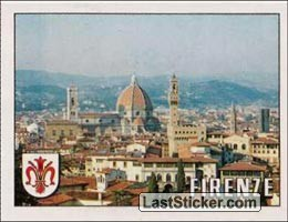 Panorama of Firenze (Stadiums & Cities)