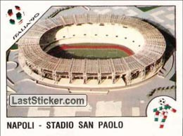 Napoli - Stadio San Paolo (Stadiums & Cities)