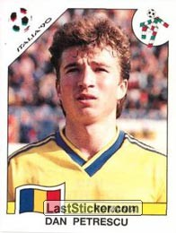 Dan Petrescu (Group B - Romania)
