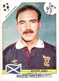 Willie Miller (Group C - Scotland)