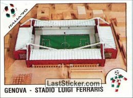 Genova - Stadio Luigi Ferraris (Stadiums & Cities)