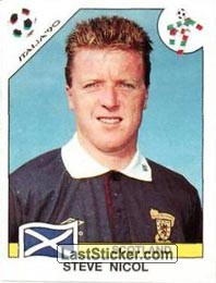Steve Nicol (Group C - Scotland)
