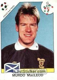 Murdo MacLeod (Group C - Scotland)