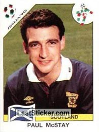 Paul McStay (Group C - Scotland)