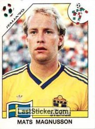 Mats Magnusson (Group C - Sverige)