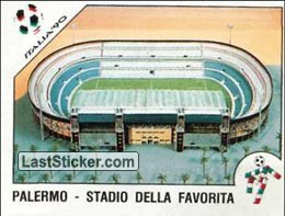 Palermo - Stadio Della Favorita (Stadiums & Cities)