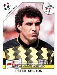 Peter Shilton (Group F - England)