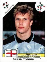 Chris Woods (Group F - England)