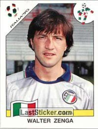 Walter Zenga (Group A - Italia)