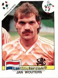 Jan Wouters (Group F - Nederland)