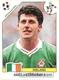 Andy Townsend (Group F - Ireland)