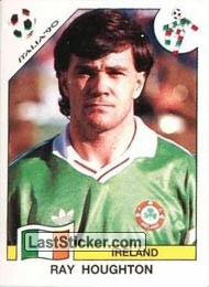 Ray Houghton (Group F - Ireland)