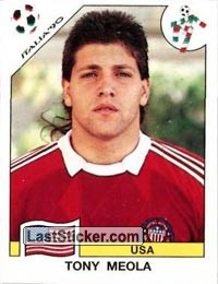 Tony Meola (Group A - USA)